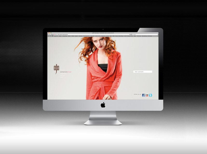 JH Fashion Website