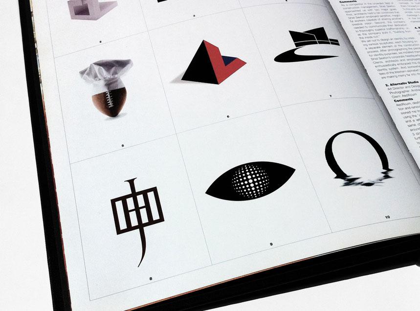 JH Fashion, Logo Top Ten Graphis 5