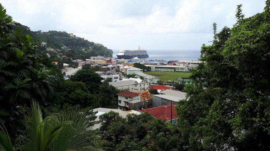 Kingstown und Mein Schiff 3
