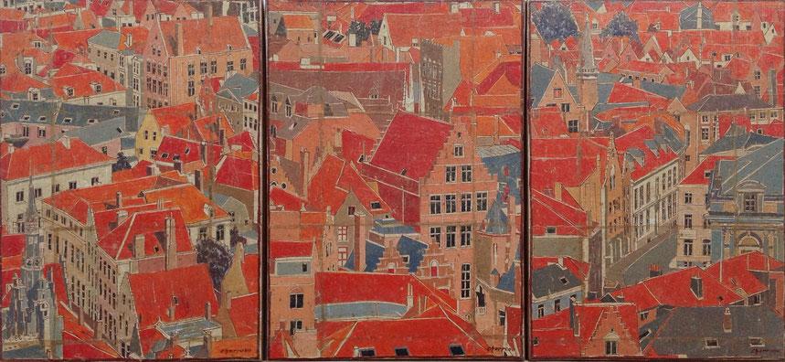 Bruges -Baroque Flamand