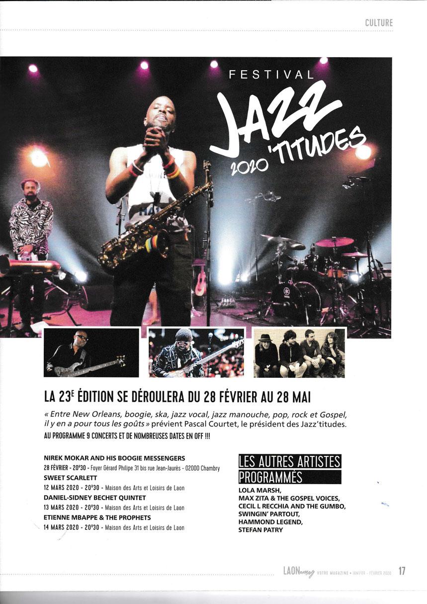 Laon le Mag - Janv/fev 2020