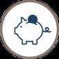 Button Spendenkonto Förderverein Palliativ- und Hospizarbeit Sulingen