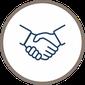 Button Mitgliedsantrag Förderverein Palliativ- und Hospizarbeit Sulingen