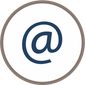 Button Mailkontakt zum Förderverein Palliativ- und Hospizarbeit Sulingen