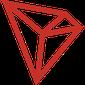Hier ist das Tron Logo zu sehen