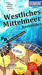 DuMont direkt Reiseführer Westliches Mittelmeer Kreuzfahrt Mit großem Faltplan