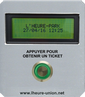 Bouton demande Ticket