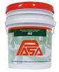 Emulsión asfáltica de consistencia semifluida, de aplicación en frio, adhiere en sustratos secos o ligeramente humedos, listo para usarse.