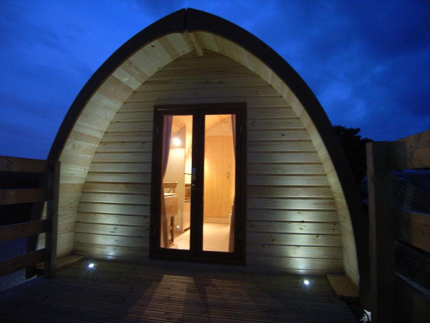 Mobil-Home le bungalow MegaPod