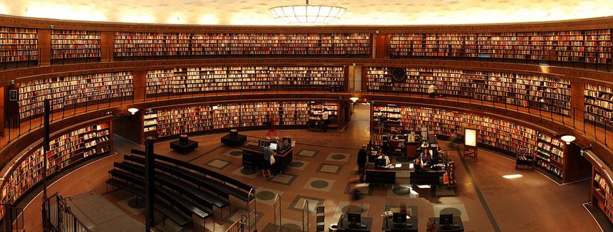 Dona los libros a una biblioteca - AorganiZarte