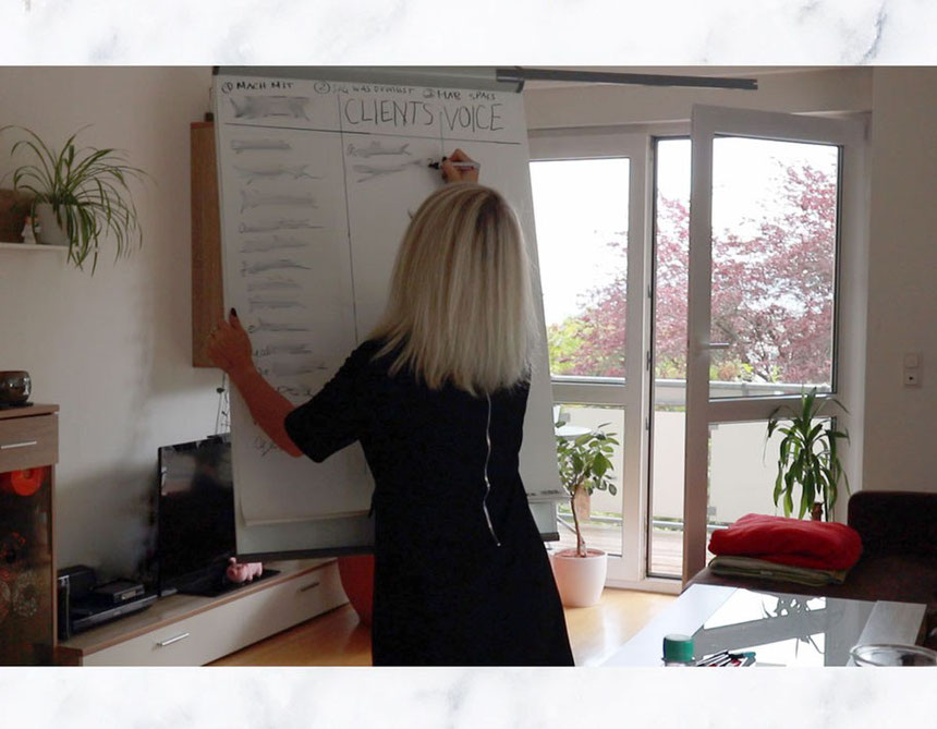 Personal Branding Workshop mit Zuni Kubera vom BRAVE & BUTT Designstudio - für Positionierung, Klarheit und Erfolg