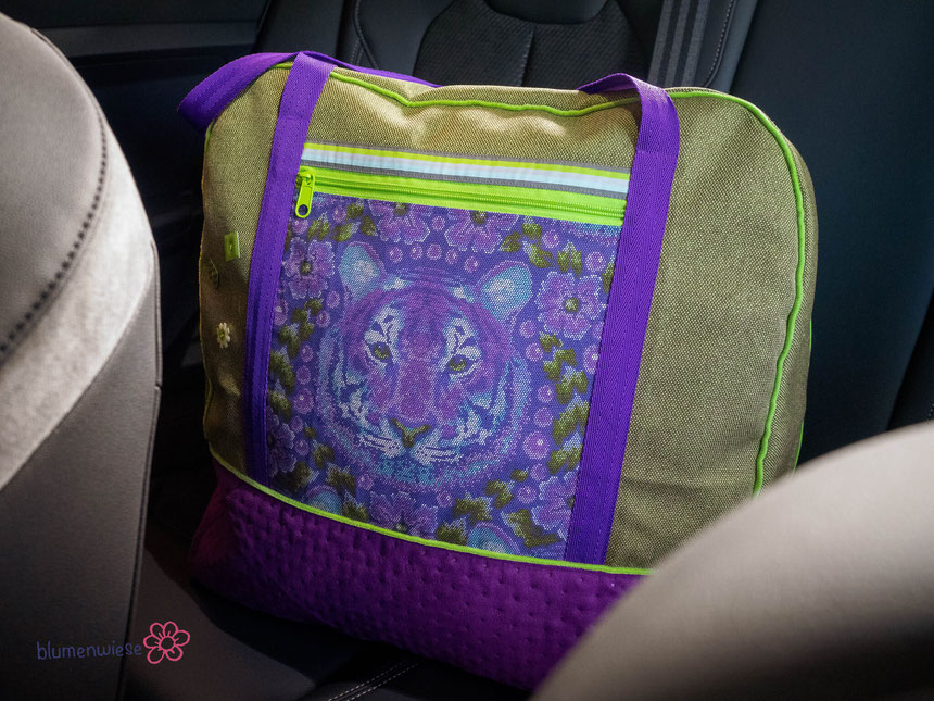 farbenmix Reisetasche