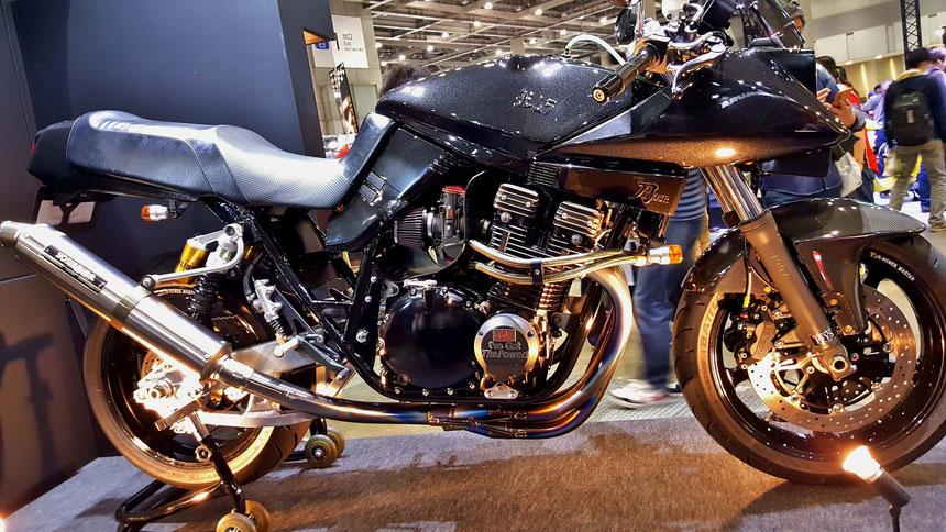 ヨシムラ1135R モーターサイクルショー2019