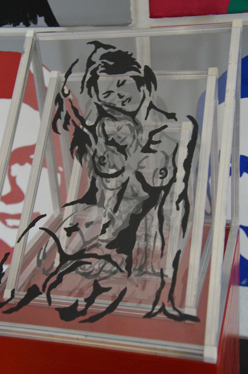 Dieter Schuster - Erotik im Quadrat 2