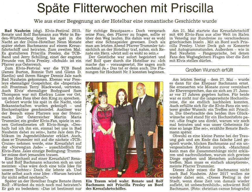 Späte Flitterwochen mit Priscilla, WZ 13.08.2016, Text: shg, Foto: Christian Camus Fotografie