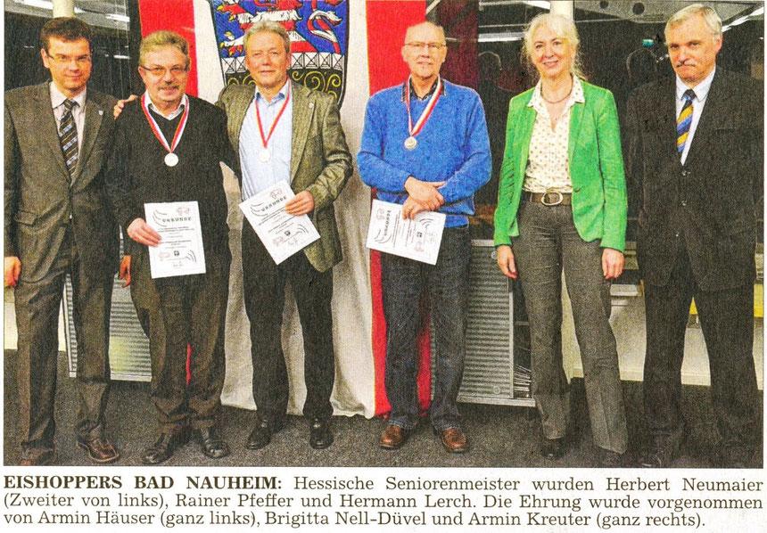Glanzlichter über Bad Nauheim, Wetterauer Zeitung, 17.02.2014, Corinna Weigelt
