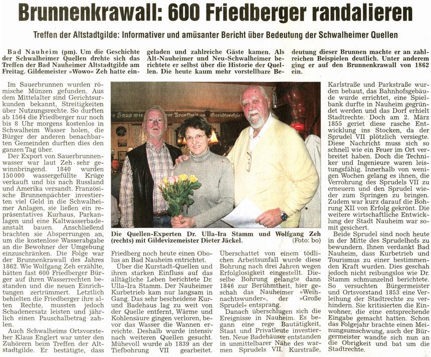 Referentin Dr. Ulla-Ira Stamm, WZ 17.04.2012, Foto: Eberhard Bogdoll