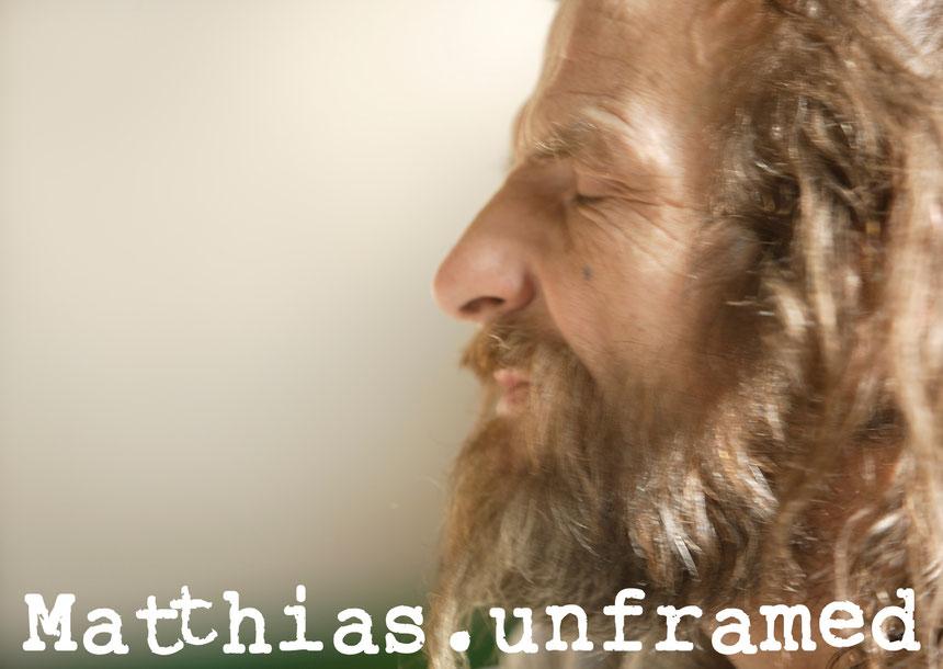 Matthias.unframed, Foto: Dietrich Skrock