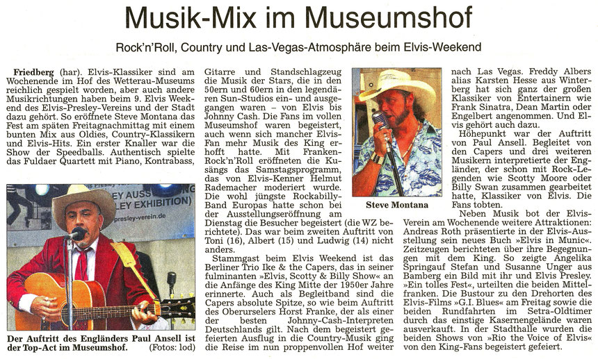 Musik-Mix im Museumshof Friedberg, WZ 22.08.2016, Text: har, Fotos: lod