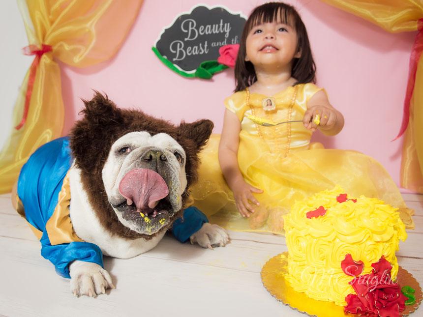 Smash cake, foto de 1 cumpleanos