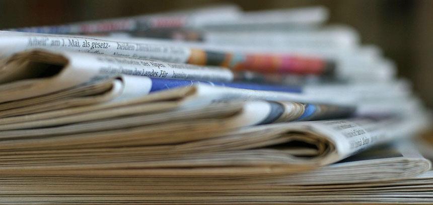 Regionale Tageszeitungen sind Info-Versorger für alle Bewohner eines Verbreitungsgebietes.