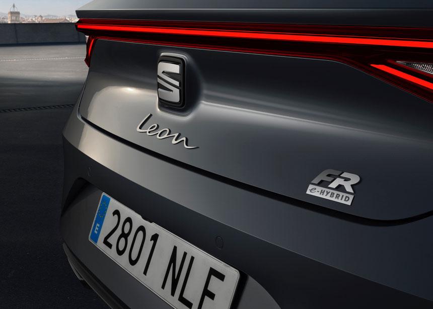 Den neuen SEAT Leon gibt es in den Ausstattungsvarianten Reference, Style und FR.
