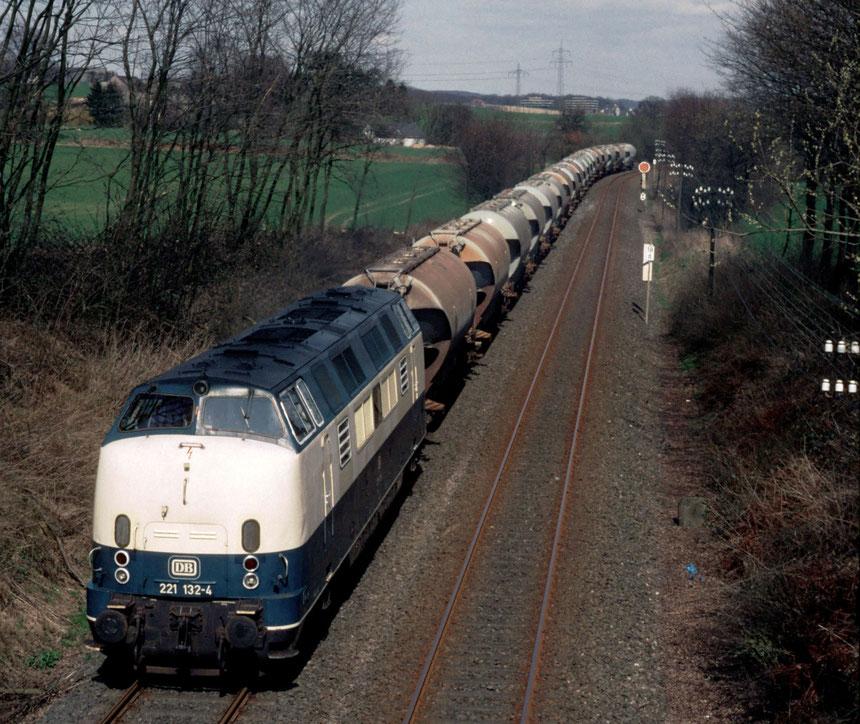 221 132 bei Dornap Hahnenfurth.