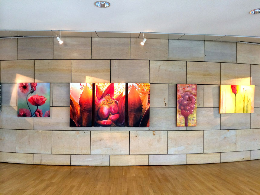 Ausstellung, Landtag, NRW, ZEIT & NATUR (T)RAUM, mit Annette Palder, natURGEWALT, Abida Ruppert, 14 Künstler, Haan, Hilden
