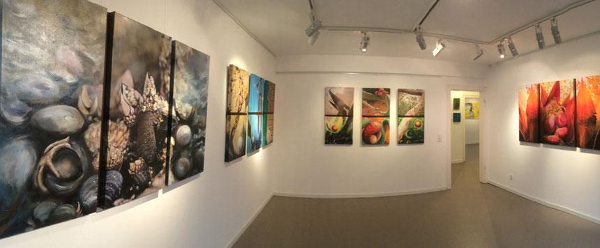 Annette Palder, Ausstellung tOG, Düsseldorf, Kunst, NRW, Gallery, Gallerie