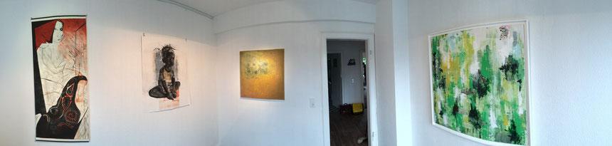 Raum 3 tOG, tOG, take OFF GALLERY, Düsseldorf, Lohausen, Airport, Flughafen, moderne Kunst, zeitgenössische Kunst, Art, NRW,