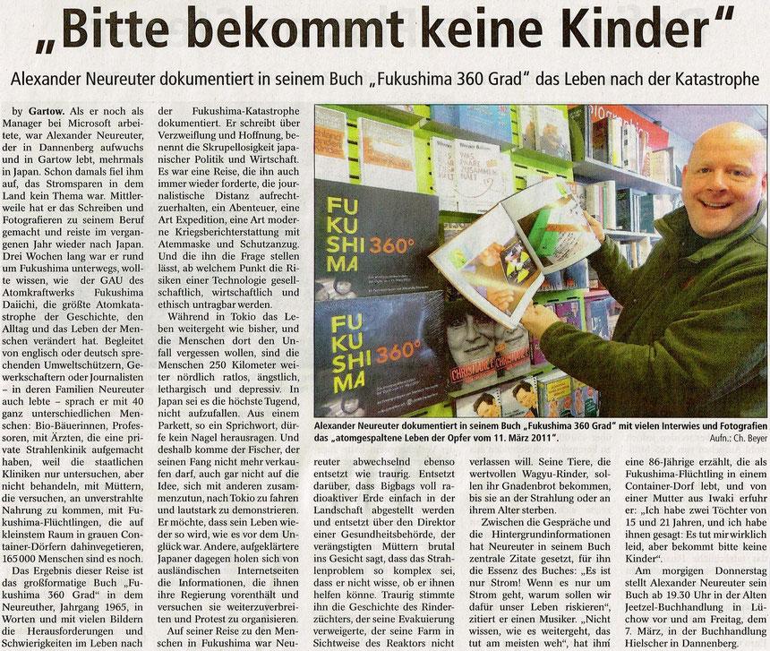 Elbe-Jeetzel-Zeitung, 19. Februar 2014