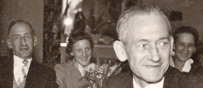 Kurt, Eva, Walter, Gertrud