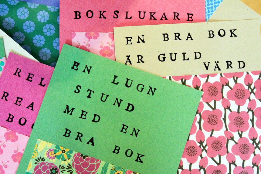 Bokmärke av Sara Önnebo