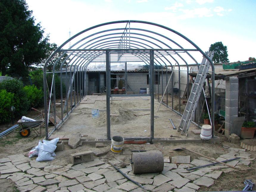 La nuova struttura