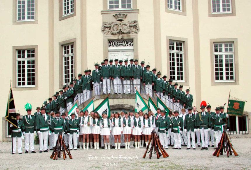 Ehrengarde Westkirchen