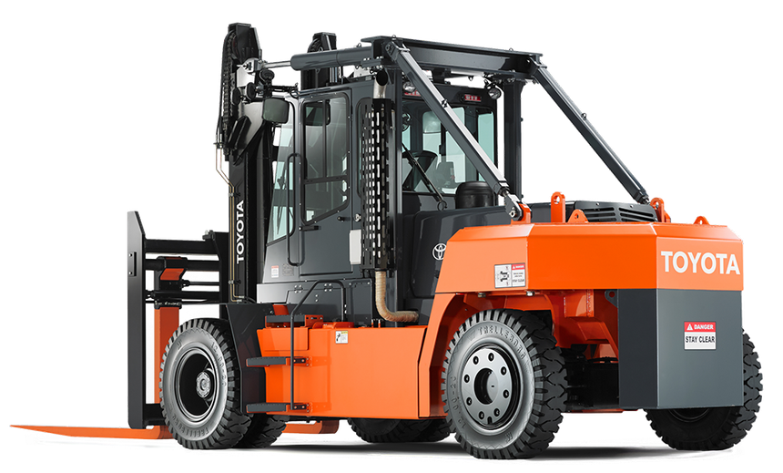 Toyota Forklift Service Repair Manual - Wiring Diagrams