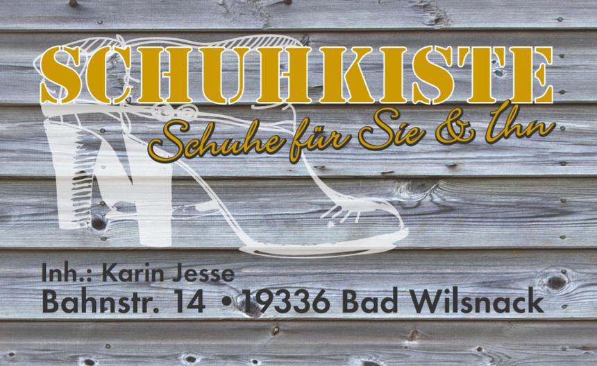 Schuhkiste - Schuhe für Sie und Ihn in Bad Wilsnack