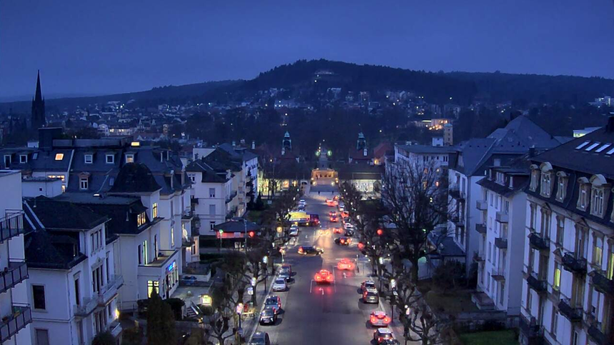 Kulturachse Bad Nauheim: Blaue Stunde, 20.01.2014, 08:00 Uhr