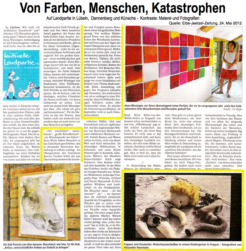 aus der Elbe-Jeetzel-Zeitung vom 24. Mai 2012