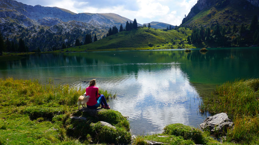 Seebergsee, Schweiz, Switzerland