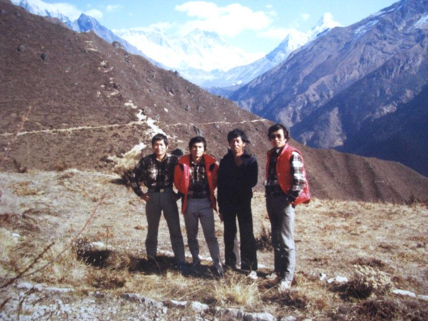 コンデ登山