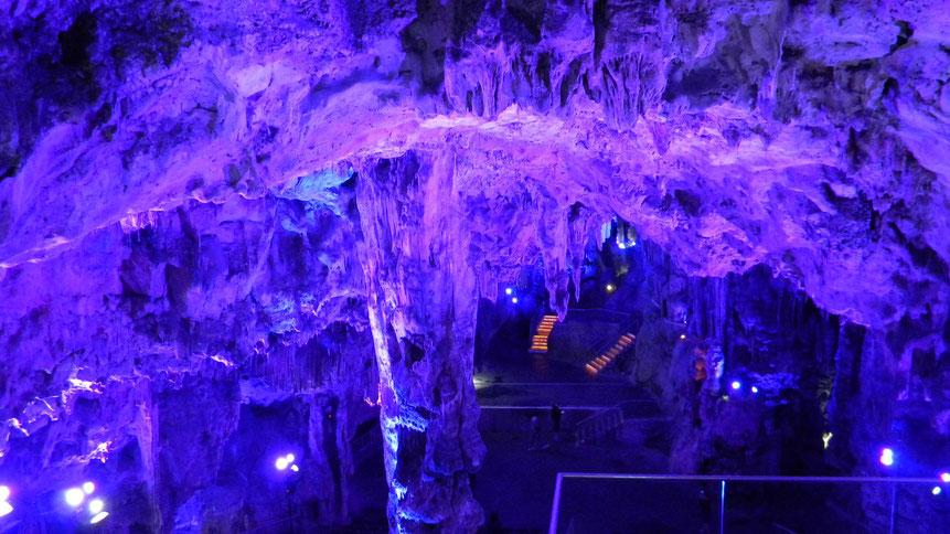 Tropfsteinhöhle St. Michael's Cave