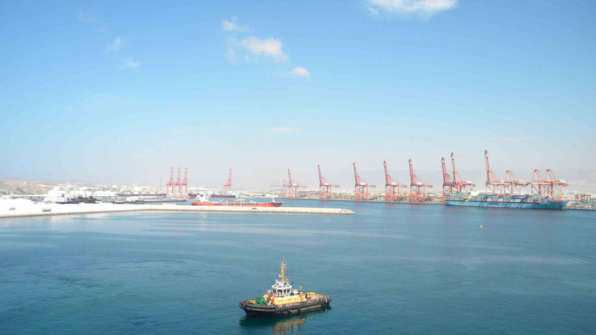 Hafen von Salalah