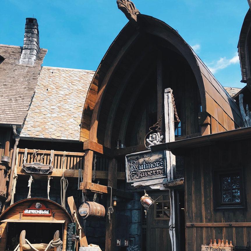 Rutmor´s Taverne im Phantasialand