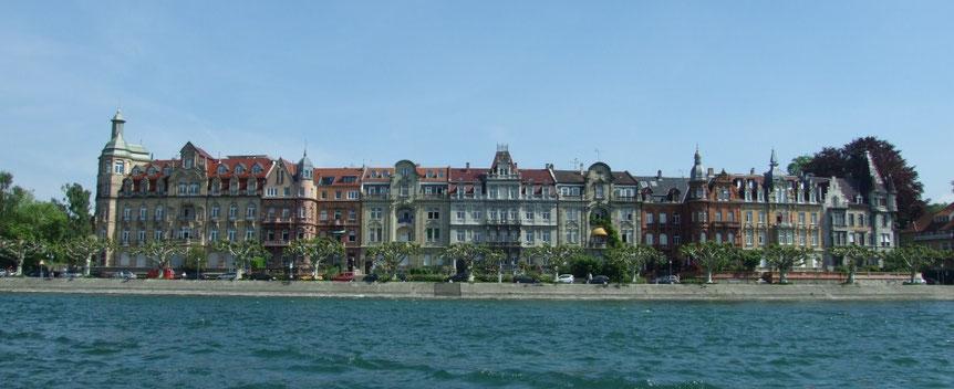 Panorama Konstanz