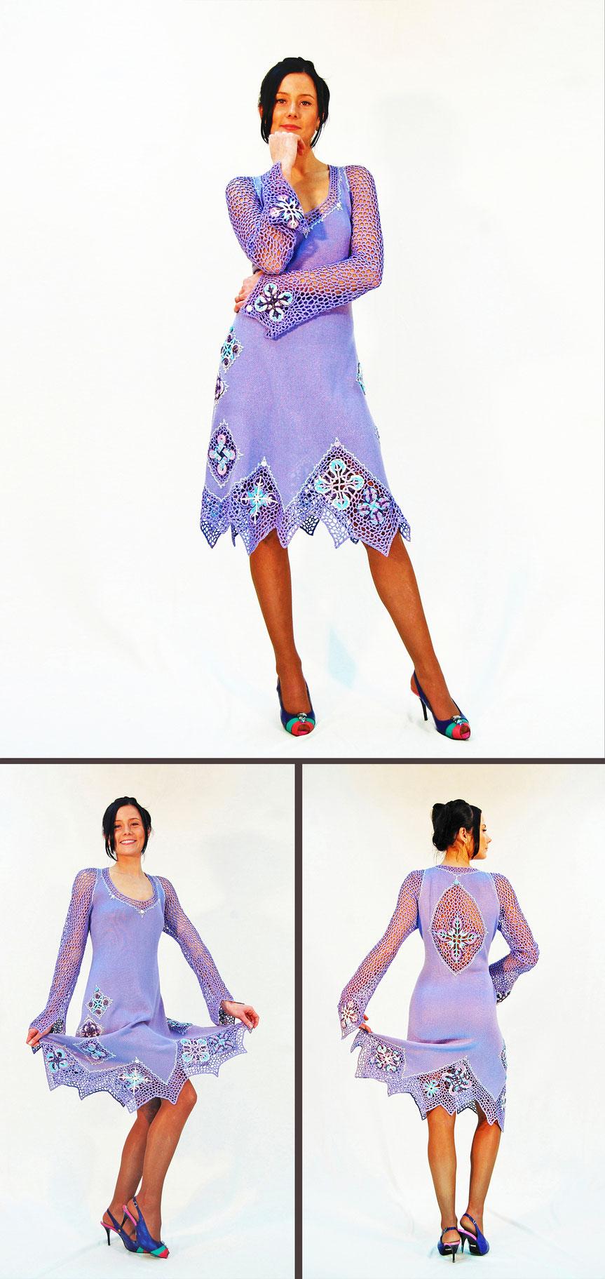 Alexander Seraphim's knitwear, 2010