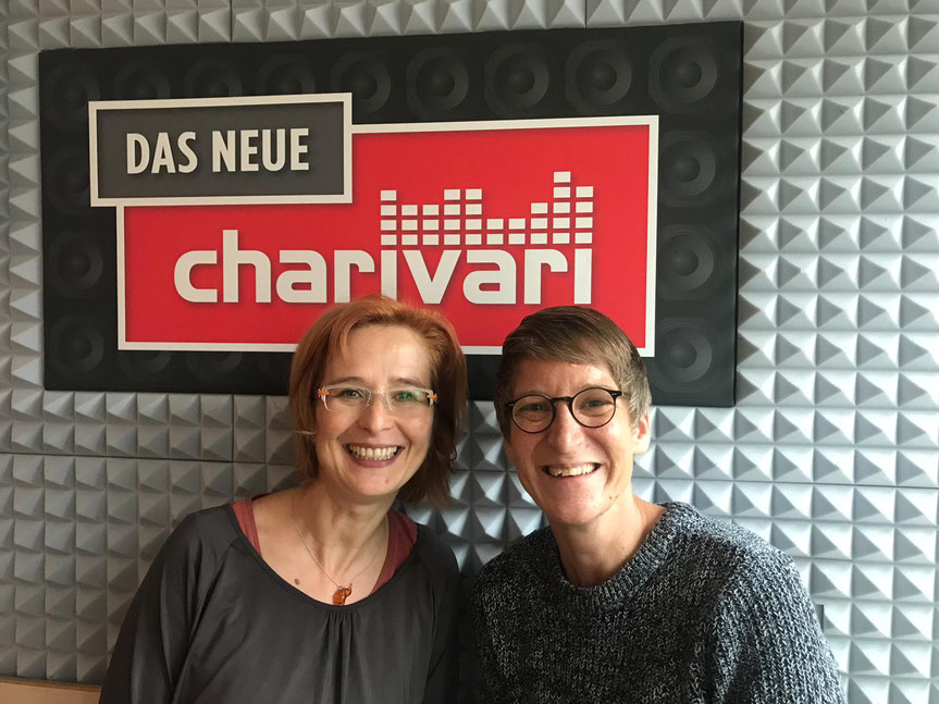 Foto: Charivari, mit Monique Marten