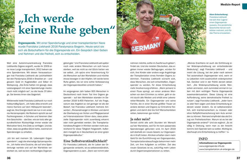 """Quelle: Magazin """"Gesundheit erlangen"""", Franziska Männel"""