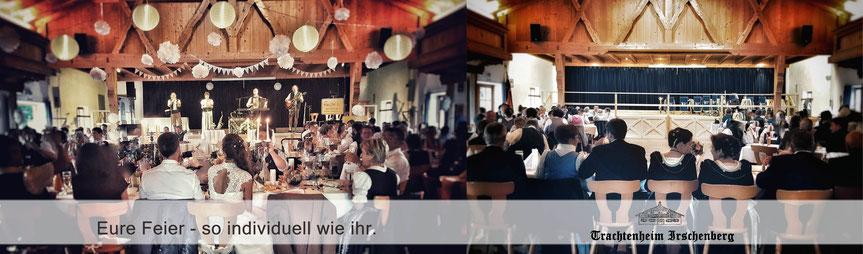 Trachtenheim Irschenberg - Heiraten in Bayern