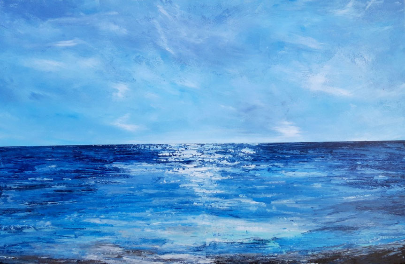 Grand-tableau-ocean-paysage-marin-tres-grand-tableau-grande-peinture-marine-art-moderne-decoration-originale-royan-audrey-chal-artiste-peintre